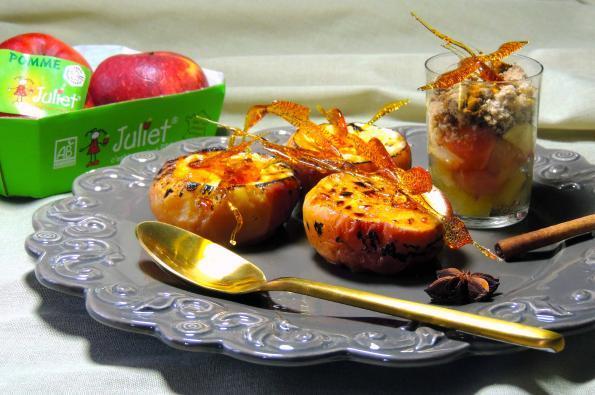 Juliet apple passion® : Crème brûlée